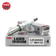 NGK Laser Iridium Spark Plug ILZKAR8H8S Heat Range 8