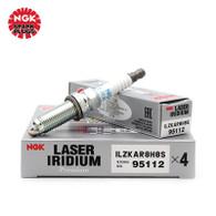 NGK Laser Iridium Spark Plug ILZKAR8J8SY Heat Range 8
