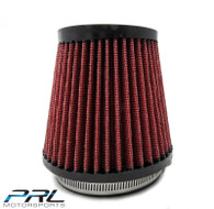 "PRL Motorsports 4"" Inlet Oiled Cone Filter, Short"