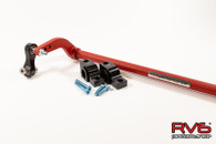RV6™ 17+ Civic Type-R 2.0T FK8 Adjustable Chromoly Rear Sway Bar With Billet Endlinks