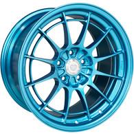 Enkei NT03M 18x9.5 +40 Emerald Blue