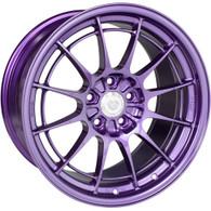 Enkei NT03M 18x9.5 +40 Purple