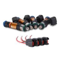 Grams Performance K-Series 550cc/min. Fuel Injector Kit