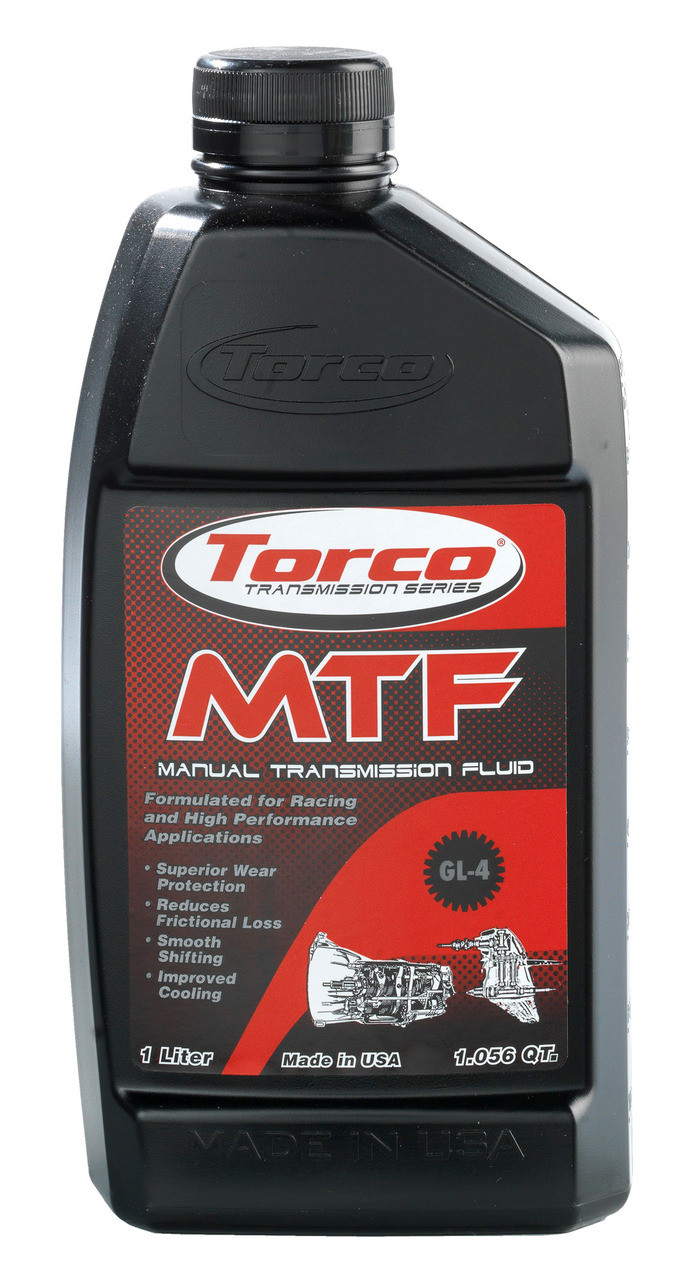 Torco MTF & RTF Transmission fluid change kit - Axion ...