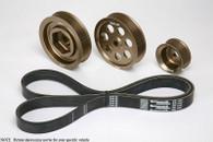 Buddy Club P1 Crank Pulley Kit K20Z3 Civic Si 06-11 w/AC