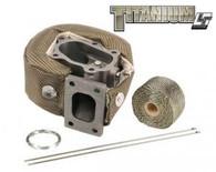 DEI Titanium Turbo Shield - Custom Fit Turbo Blanket T3