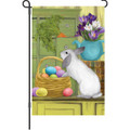 Easter Décor: Garden Flag