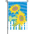 Farmhouse Flowers: Garden Flag
