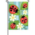 Ladybug Pagent: Garden Flag