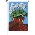 Berry Basket: Garden Flag
