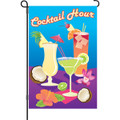 Cocktails: Garden Flag