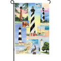 Five Lighthouses: Garden Flag
