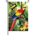 Birds in Paradise: Garden Flag