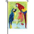 Party Parrots: Garden Flag