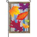 Rustle of Fall Leaves: Garden Flag