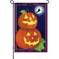 Jack-O-Lanterns: Garden Flag