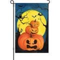 Spooky Jack-O-Lantern Stack: Garden Flag