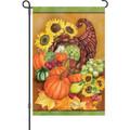 Plentiful Harvest: Garden Flag