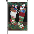 Christmas Stockings: Garden Flag