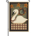 Country Swan: Garden Flag