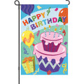 Have a Happy Birthday: Garden Flag