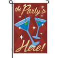 Party's Here: Garden Flag