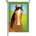 Silly Filly(Horse)  : Garden Flag