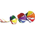 Rainbow  Jumbo Spinnies ,  Wind Spinsocks & Spinnies
