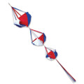Patriotic  Jumbo Spinnies ,  Wind Spinsocks & Spinnies