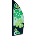 Saint Patrick's Day  8.5ft :  Prestige Feather Banner