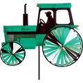 "Modern Tractor Green:24"" Tractor Spinners (25657)"