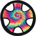 "TieDye 8""  :  Freestyle Flyer"