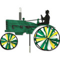 """25659 Old Tractor Green 29"""" : Tractor Spinners (25659)with yellow in wheels"""