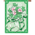 Celtic Shamrock  : : Brilliance  Flag