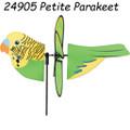 24905 Parakeet: Petite Wind Spinner (24905)