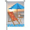 51642   Sunrise Beach : Garden Flag (51642)