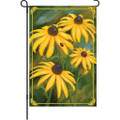 51297  Black Eye Susans : Garden Flag (51297)