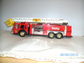 Getty 2001 (911) Fire Rescue Truck Collecter Edition