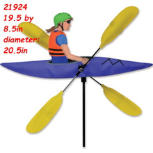 """21924  Lady Kayaker 20"""" , Whirligig (21924)"""