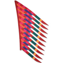 53237  SoundWinds Feathersail Banner - Crimson/Red (53237)