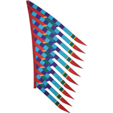 53236  SoundWinds Feathersail Banner - Purple/Blue (53236)