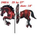 24816 Bay Horse: Deluxe Petite Spinner