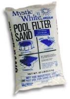 Filter Sand-White 50# Bag