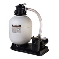 AB-Sand-Filter+Pump System S166T92STL #1396