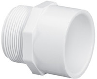Male Adaptor 3/4 MIPT x Slip -436007 #1028