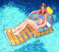 Inflatable Folding Lounge Chair #2076