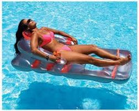 Inflatable lounge Chair #1549