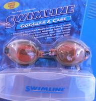 Swim Goggles with Case #1529