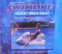 Inflatable GTX Wet Ski #1806