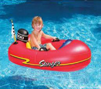 Inflatable 49'' Speedboat #2515